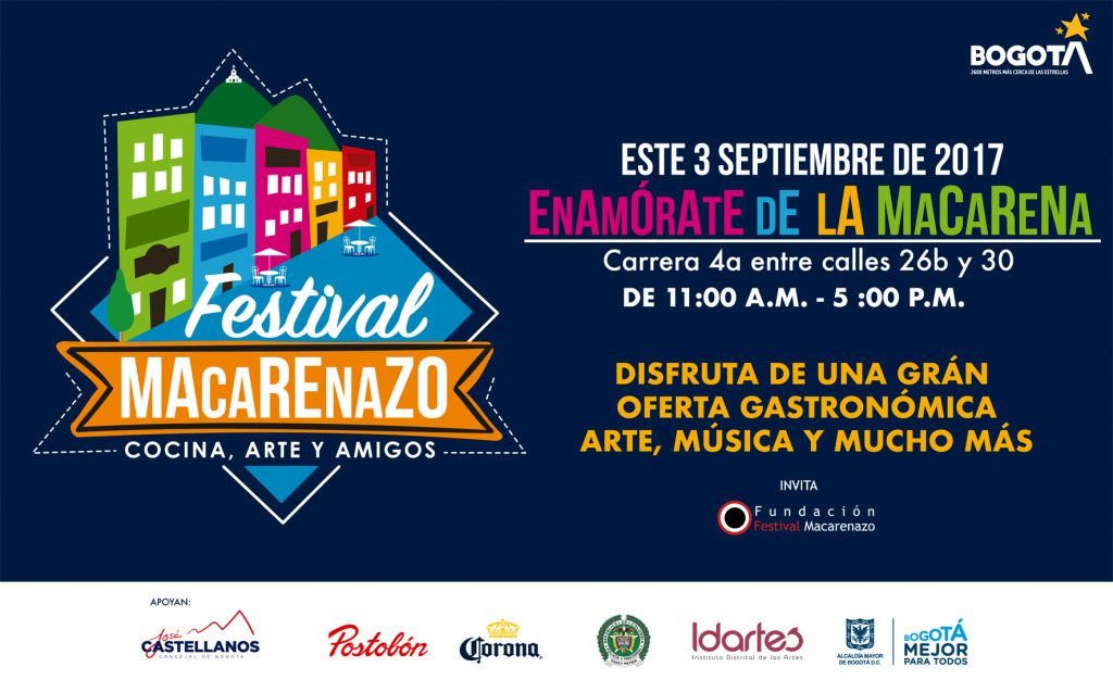 El Tercer Festival Macarenazo en los medios